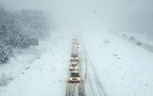 Ожеледь та хуртовини: на Черкащині очікується ускладнення погодних умов