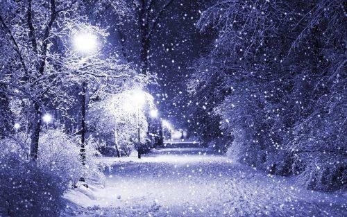 На різдвяні свята на Черкащині синоптики прогнозують сніг і морози