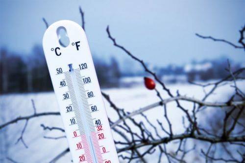 На Черкащині очікується посилення морозів