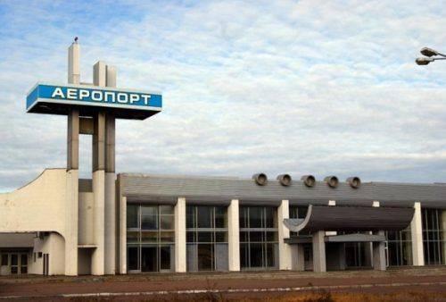 """У черкаському аеропорту викрили АЗС, де продавали сумнівне паливо лише """"своїм"""""""