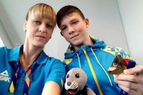 Черкаський гімнаст готується до виступу на чемпіонаті світу (відео)