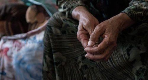 У Черкасах рятували бабусю, яка два дні перебувала без їжі та води