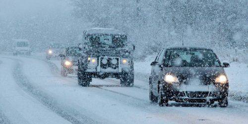 Цього тижня на Черкащині очікуються снігопади