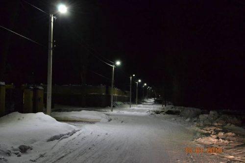 П'ять вулиць Черкас отримали нове освітлення (фото)