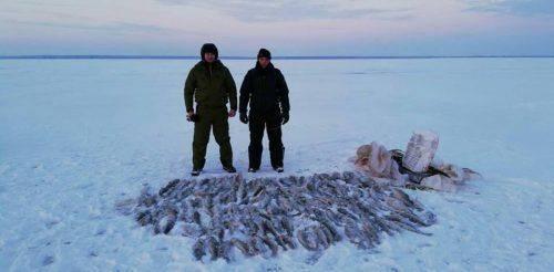 На Черкащині затримали браконьєрів, які наловили риби майже на 149 тис. грн