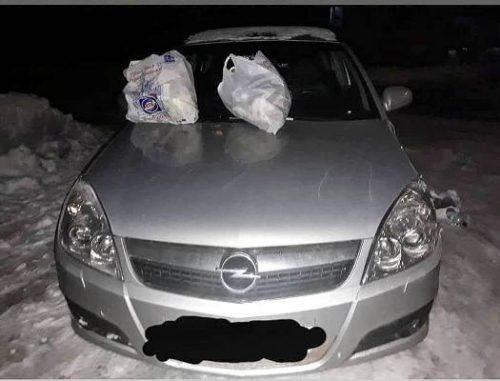 Подряпали автомобіль і закидали його сміттям: черкасця покарали за неправильну парковку
