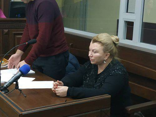 Підозрювану в смертельній ДТП екс-депутатку суд залишив на волі (відео)