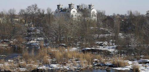 'Топ-5 куточків Черкащини, які особливо красиві взимку'