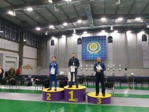 Черкаські спортсмени здобули нагороди на чемпіонаті України з кульової стрільби