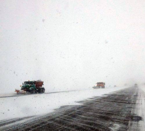 Дорожники Черкащини забезпечили проїзд дорогами державного значення