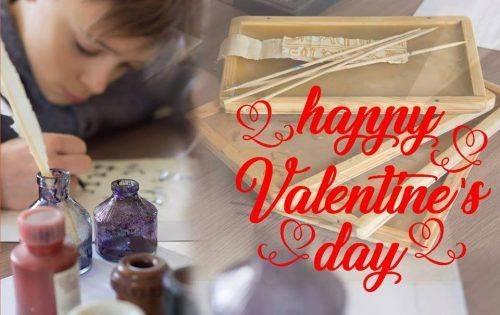 Черкащан навчатимуть створювати оригінальні листівки-валентинки
