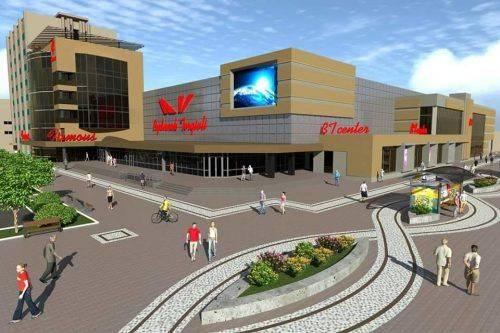 Оновлений фасад Будинку торгівлі коштуватиме власникам 20 мільйонів гривень