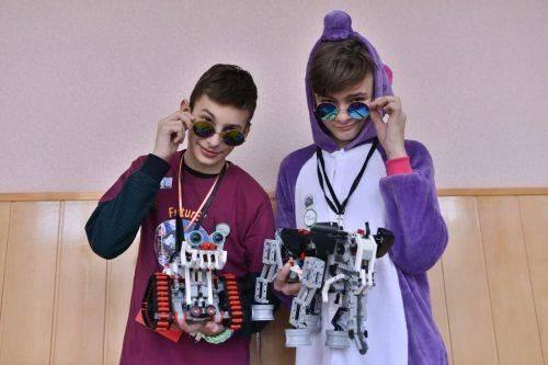 Черкащани вибороли перемогу на фестивалі з робототехніки (фото)
