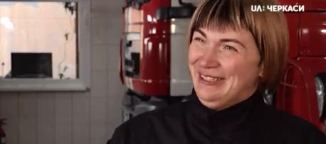 У Черкасах працює єдина в Україні жінка-рятувальниця (відео)