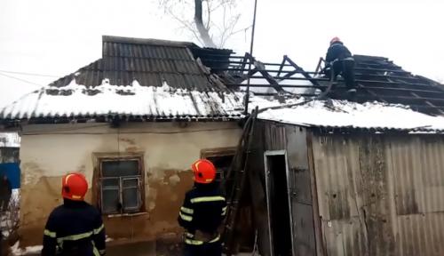 На Черкащині під час пожежі загинув 45-річний чоловік