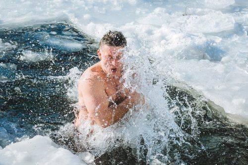 Лікарі радять незагартованим черкащанам утриматися від купання на Водохреще