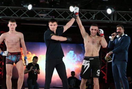 Спортсмен з Черкащини вийшов до фіналу Кубку Буковеля з фрі-файту