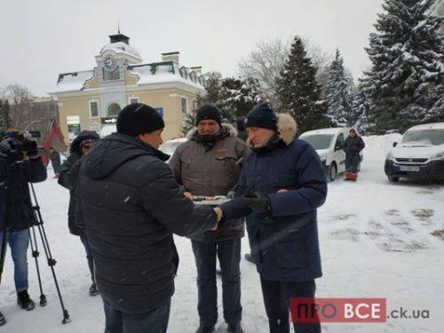 Черкаські комунальники отримали нову техніку