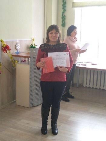 Вчителька з Черкащини стала чемпіонкою області з усного математичного рахунку
