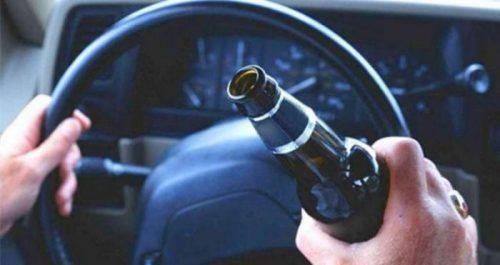 У Черкасах вдруге затримали п'яного 50-річного водія