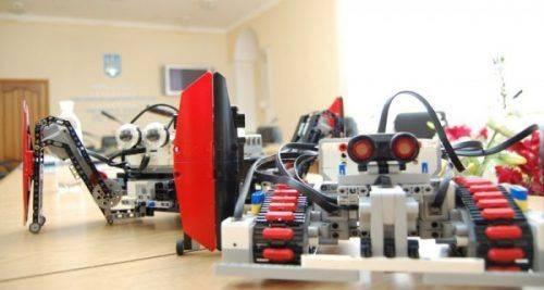 Ігри роботів: У Черкасах відбудеться фестиваль з робототехніки