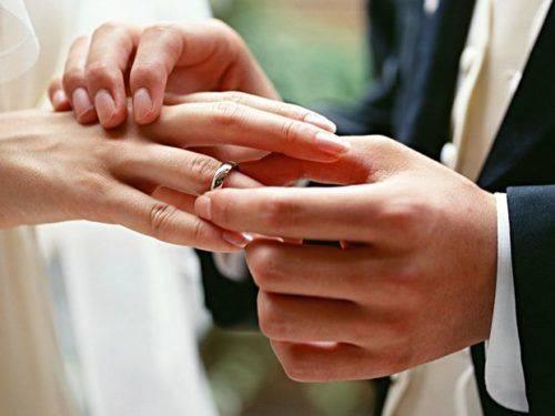 Жодна із пар, яка одружилася у Каневі минулого року, не розлучилася