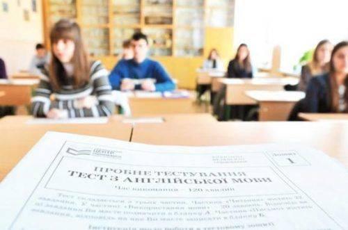 Відзавтра старшокласники Черкащини зможуть реєструватися на пробне ЗНО