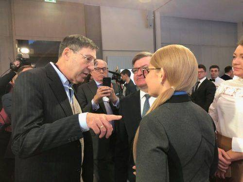 """Ми зможемо системно змінити Україну, - лідер партії """"Батьківщина"""" Юлія Тимошенко"""