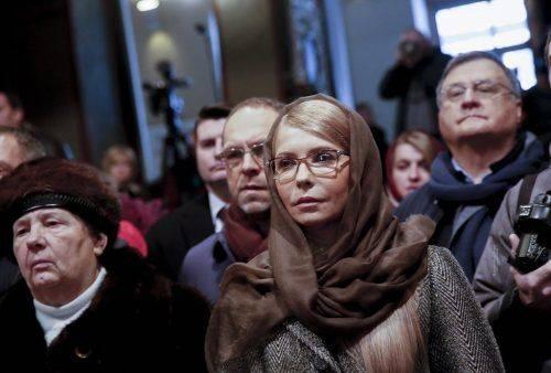 Господь благословив Україну на перемогу, - Юлія Тимошенко зробила заяву після літургії