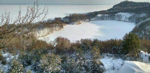 Топ-5 куточків Черкащини, які особливо красиві взимку'