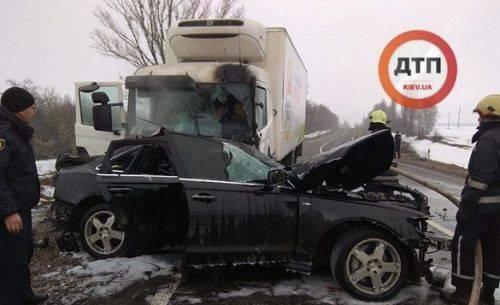 Жахлива ДТП сталася на Черкащині: є загиблий (фото)