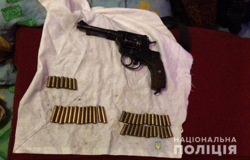 На Черкащині затримали групу шахраїв-грабіжників зі зброєю та наркотиками