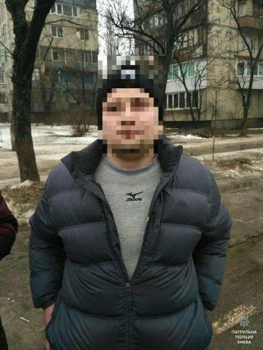 Черкащанин влаштував стрілянину у столиці. Постраждала 4-річна дитина