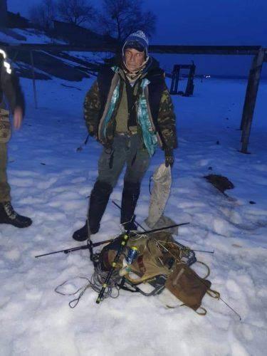 Наловили: на Черкащині затримали 10 порушників, які незаконно рибалили