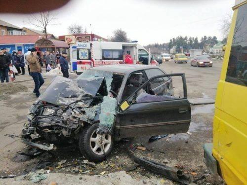 Водієві, який скоїв ДТП з шістьма постраждали, повідомили про підозру