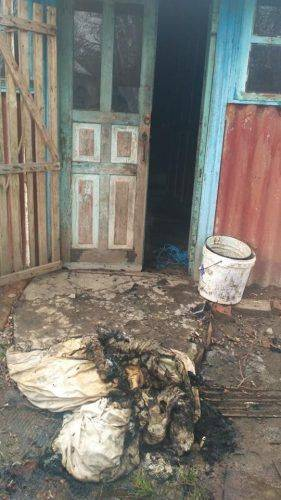 Під час пожежі на Черкащині загинув чоловік