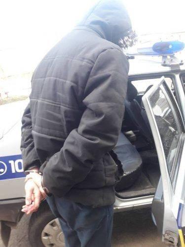 На Черкащині молодик розгулював містом з марихуаною