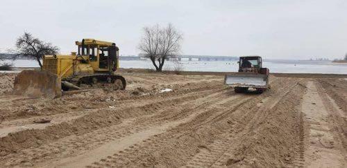 У Черкасах створять ще один пляж із зоною відпочинку