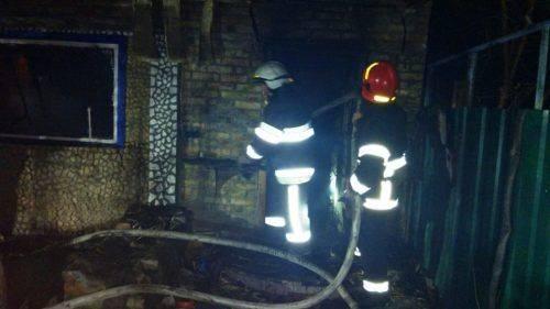 На Черкащині через недопалок заживо згоріли людини (фото)