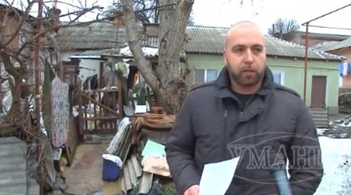 Черкащанин влаштував сміттєзвалище у власному дворі (відео)