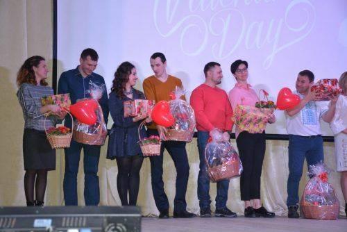 У Золотоноші в День Закоханих обрали ідеальну пару міста (фото)