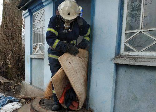 На Черкащині під час пожежі загинув пенсіонер