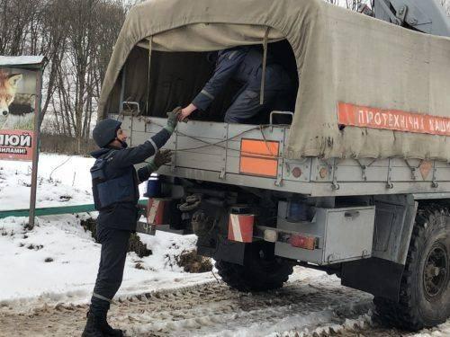 Із початку року на Черкащині ліквідовано понад 70 вибухонебезпечних предметів (фото)