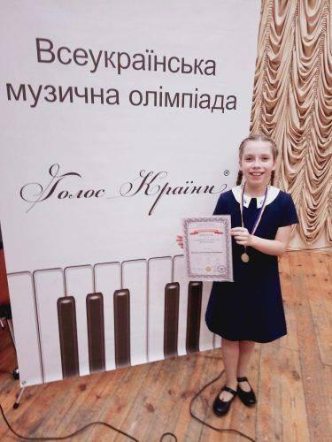 «Голос Країни» в Києві підкорила маленька черкаська піаністка (фото)