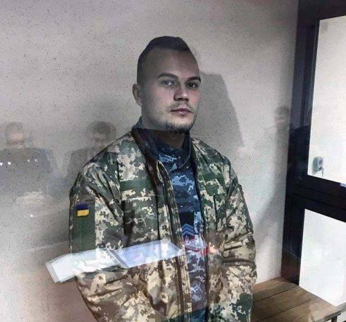 Полонений моряк із Черкащини відмовився давати свідчення