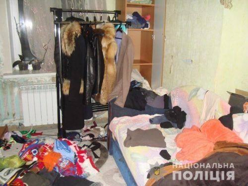 """""""Телевізор, норкова шуба та мобільний телефон"""": на Черкащині пограбували будинок"""