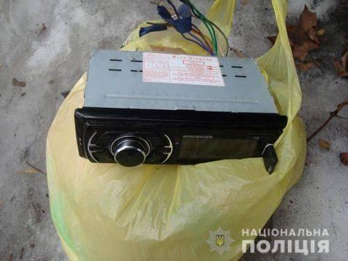 На Черкащині потерпілий з товаришем затримали зловмисника (фото)
