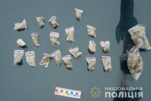 На Черкащині чоловікові за зберігання наркотиків загрожує до 10 років в'язниці (фото)