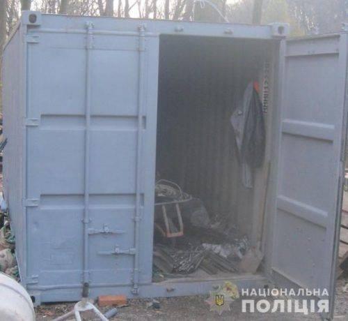 На Черкащині чоловік викрав будматеріалів на 65 тисяч гривень (фото)