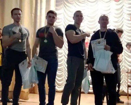 У Черкасах відбувся Чемпіонат області з армспорту